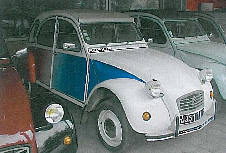 2CV Cocorico